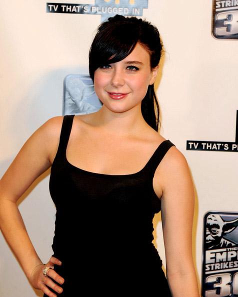 Актриса Каприки Алессандра Торесон на Comic-Con