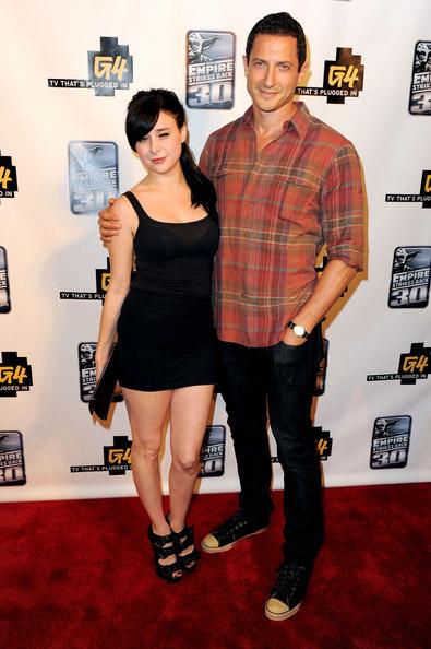 Алессандра Торесон и Саша Ройз на Comic-Con 2010