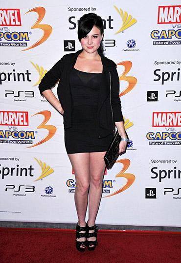 Алессандра Торесон на Comic-Con 2010 в Сан Диего