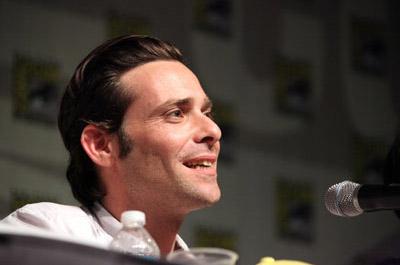 Джеймс Кэллис на Comic-Con 2010