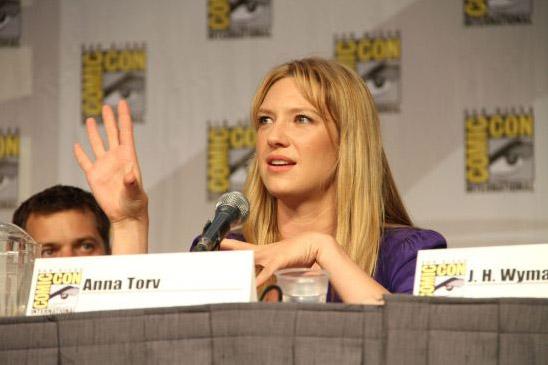 За Гранью на Comic-Con 2010
