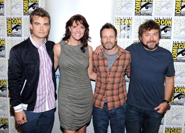 Убежище на Comic-Con 2010