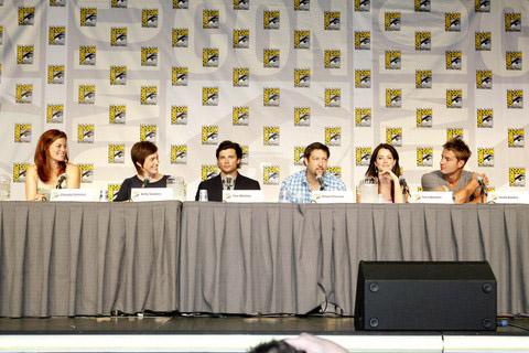 Смолвиль на Comic-Con 2010