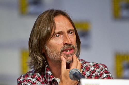 Роберт Карлайл из Звездных Врат Вселенная на Comic-Con 2010