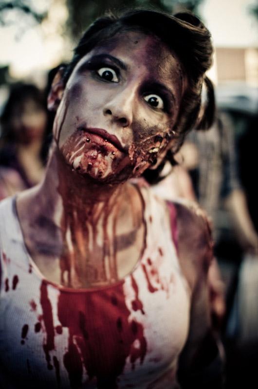 Зомби на Comic-Con 2010 (The Walking Dead)