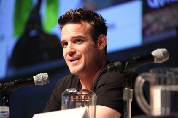 Эдди МакКлинток на Comic-Con 2010