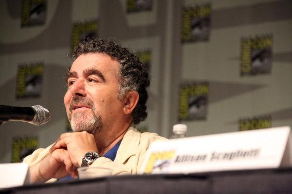 Сол Рубинек на Comic-Con 2010