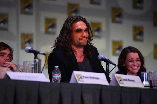 Игра Престолов на Comic-Con 2011