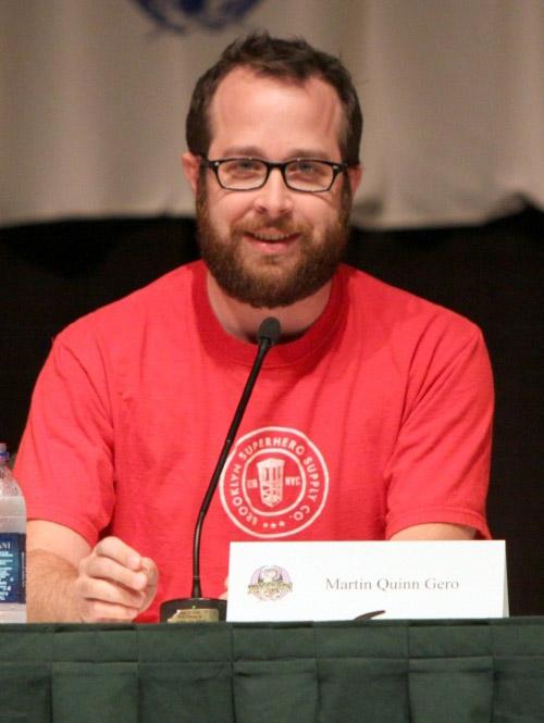 Мартин Джеро на Dragon-Con 2010