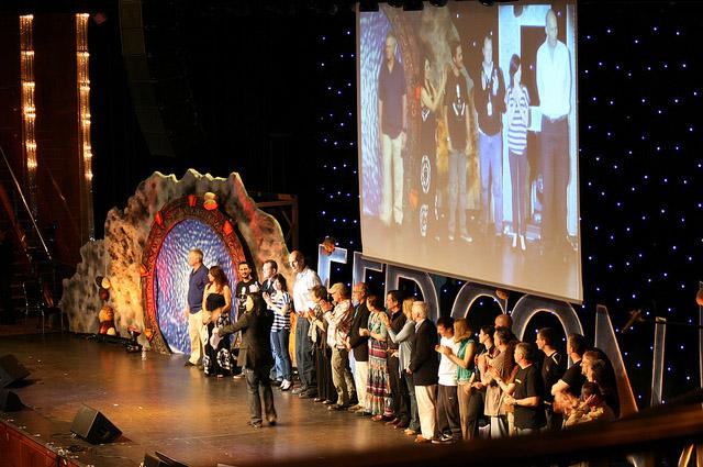 Конвенция FedCon 2011