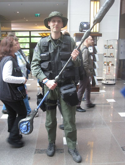 Конвенция FedCon 2011 - джаффа
