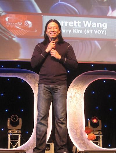 Конвенция FedCon 2011 - Гарретт Вонг