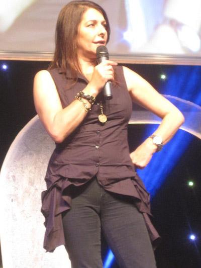 Конвенция FedCon 2011 - Марина Сиртис
