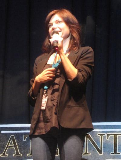 Конвенция FedCon 2011 - Николь де Боер