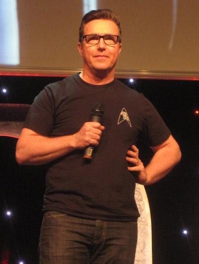 Конвенция FedCon 2011 - Пол МакГиллон