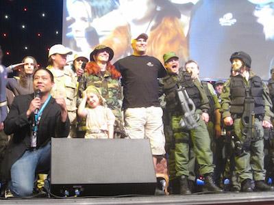 Конвенция FedCon 2011 - Ричард Дин Андерсон
