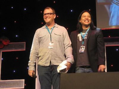 Конвенция FedCon 2011 - Роберт Дункан МакНил, Гарретт Вонг