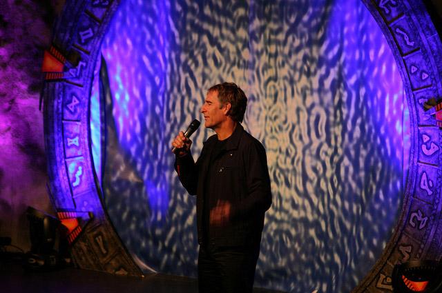 Конвенция FedCon 2011 - Скотт Бакула