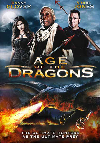 Age of the Dragons - постер