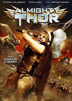 Almighty Thor - постер