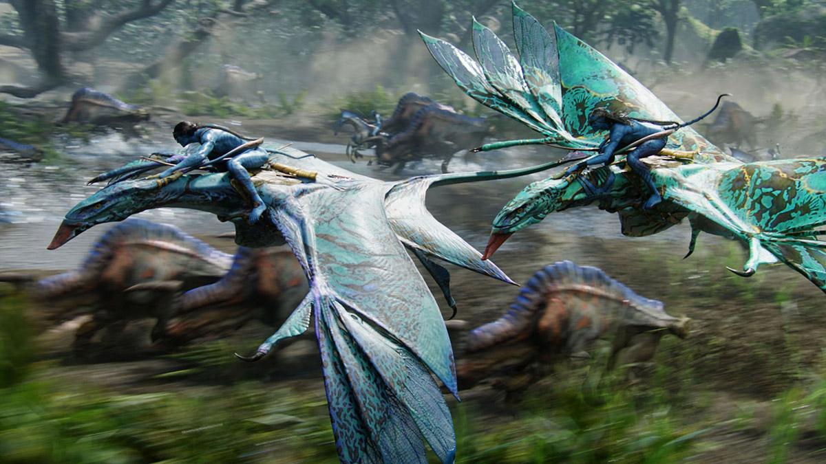 Картинка из фильма Аватар Специальное Издание