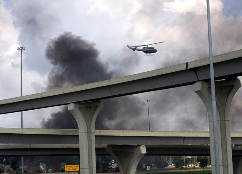 Картинка из фильма Битва: Лос-Анджелес