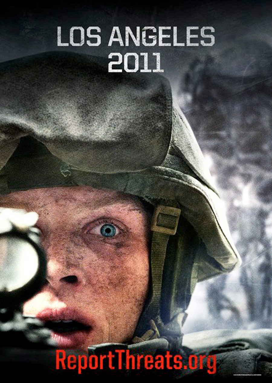 Постер к фильму Битва: Лос-Анджелес