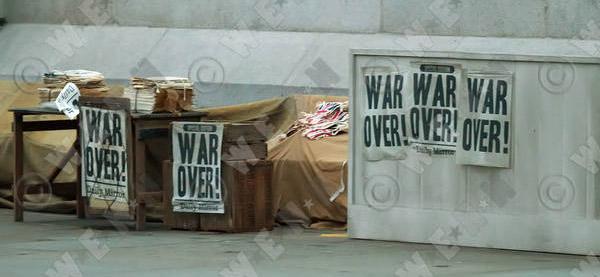 Война закончилась