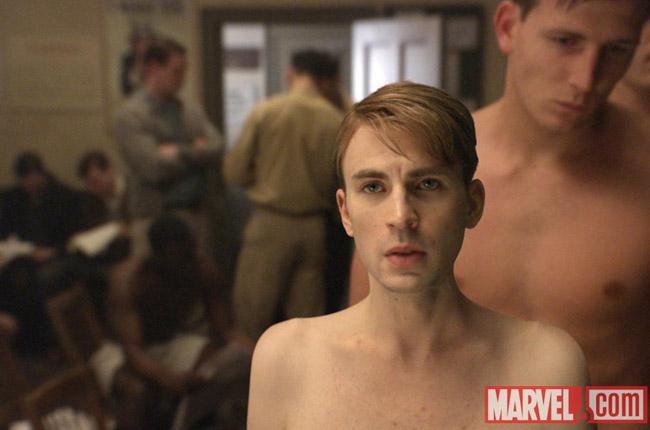 Капитан Америка Первый Мститель