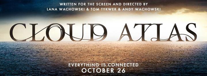Облачный Атлас - постер