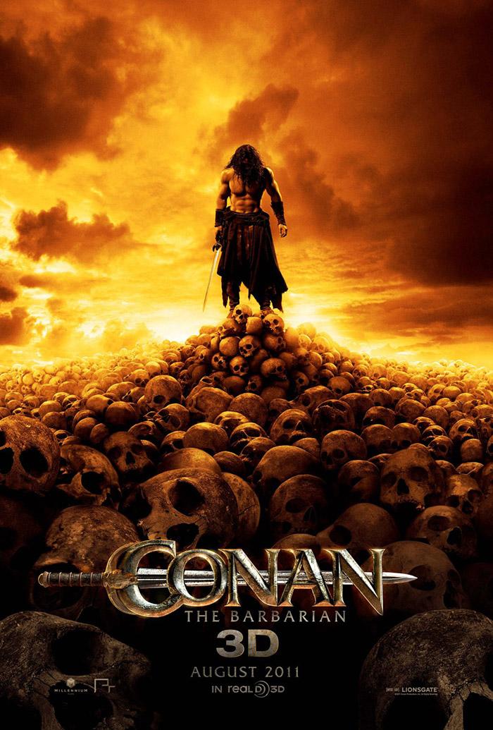 Постер к Конану