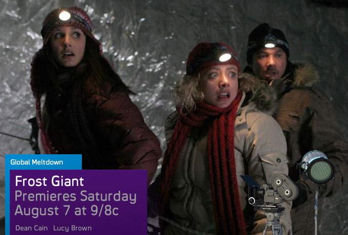 Ледяной Гигант фильм