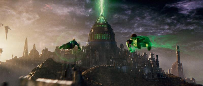 Фильм Зеленый Фонарь