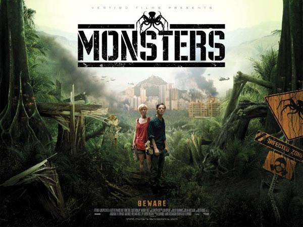 Постер к фильму Монстры