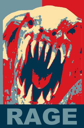 Rage Of The Yeti - постер