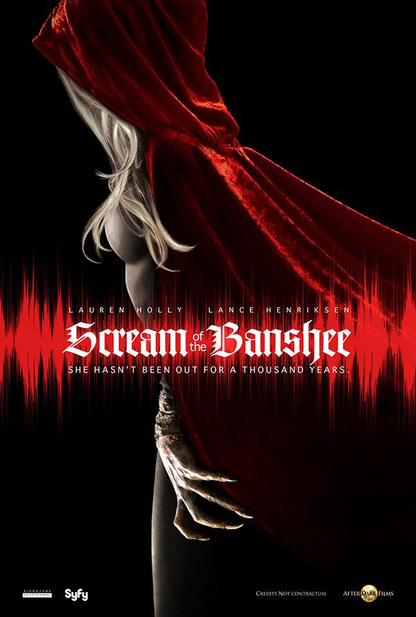 Scream Of The Banshee - постер