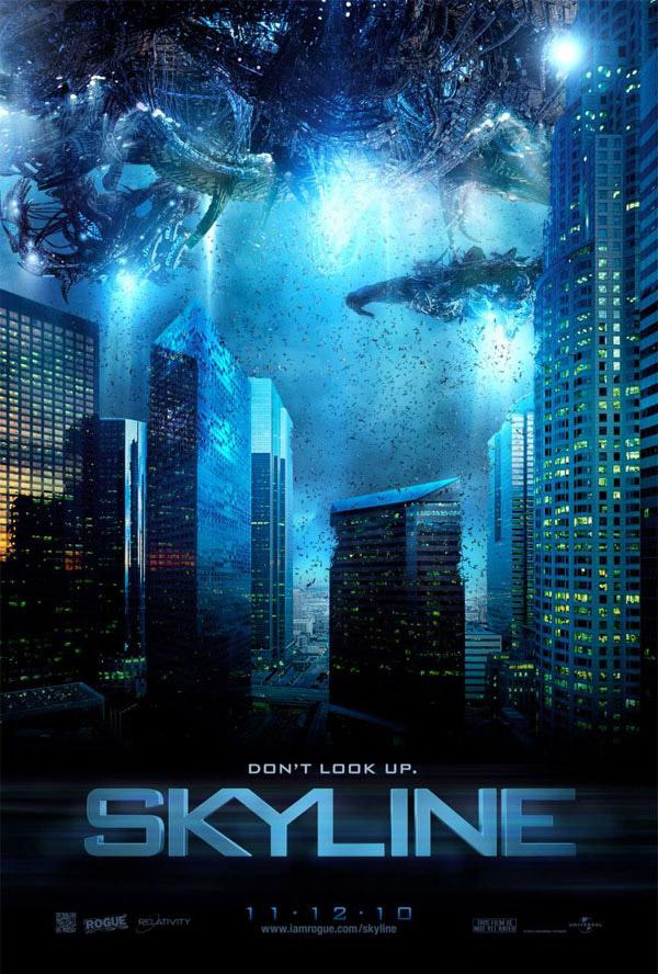 Постер к фильму Skyline