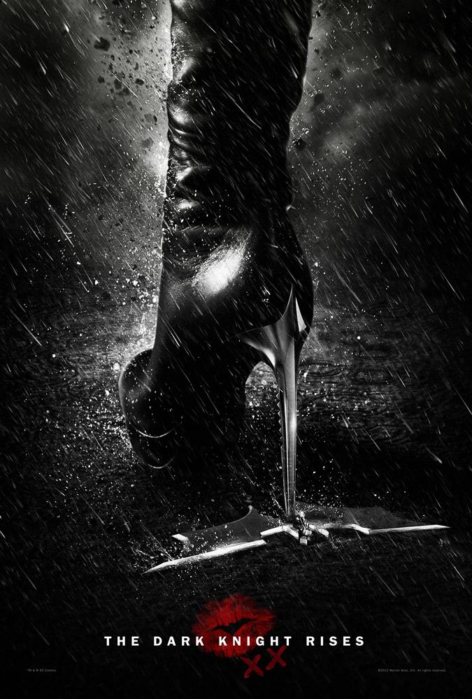 Темный Рыцарь: Возрождение Легенды - постер