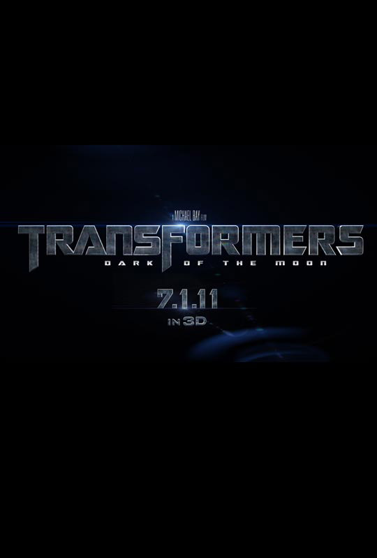 Постер к фильму Трансформеры 3