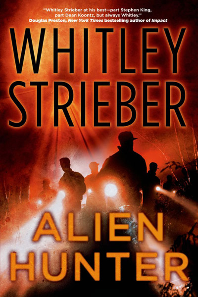 Alien Hunter обложка
