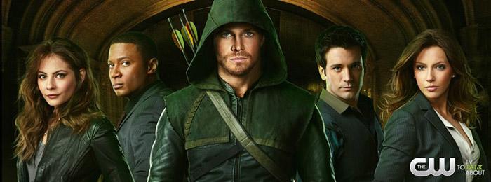 Сериал Arrow