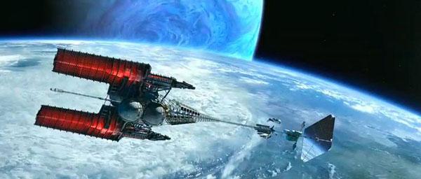 Космический корабль Аватара