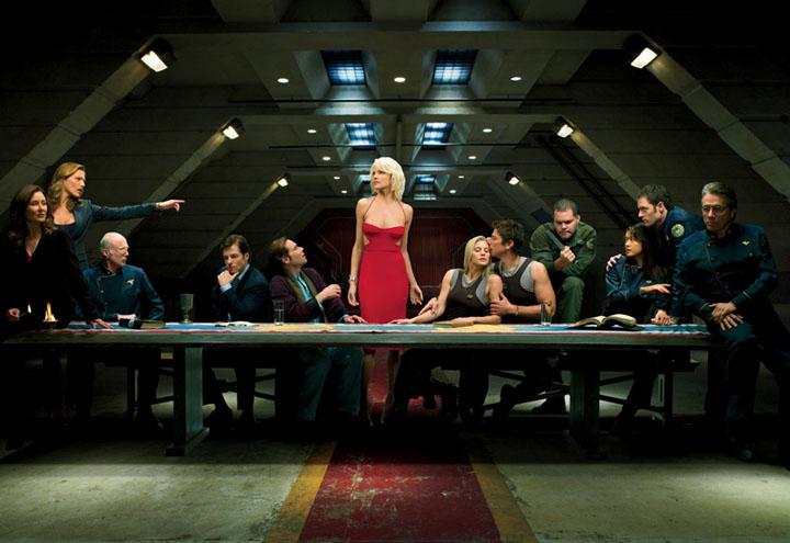 Команда Звездного Крейсера Галактика