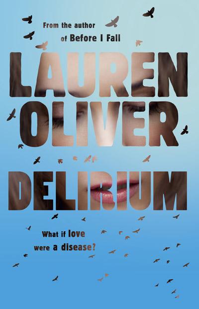 Delirium книга