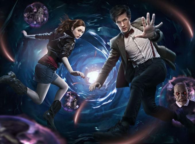 Картинка для нового Доктора Кто