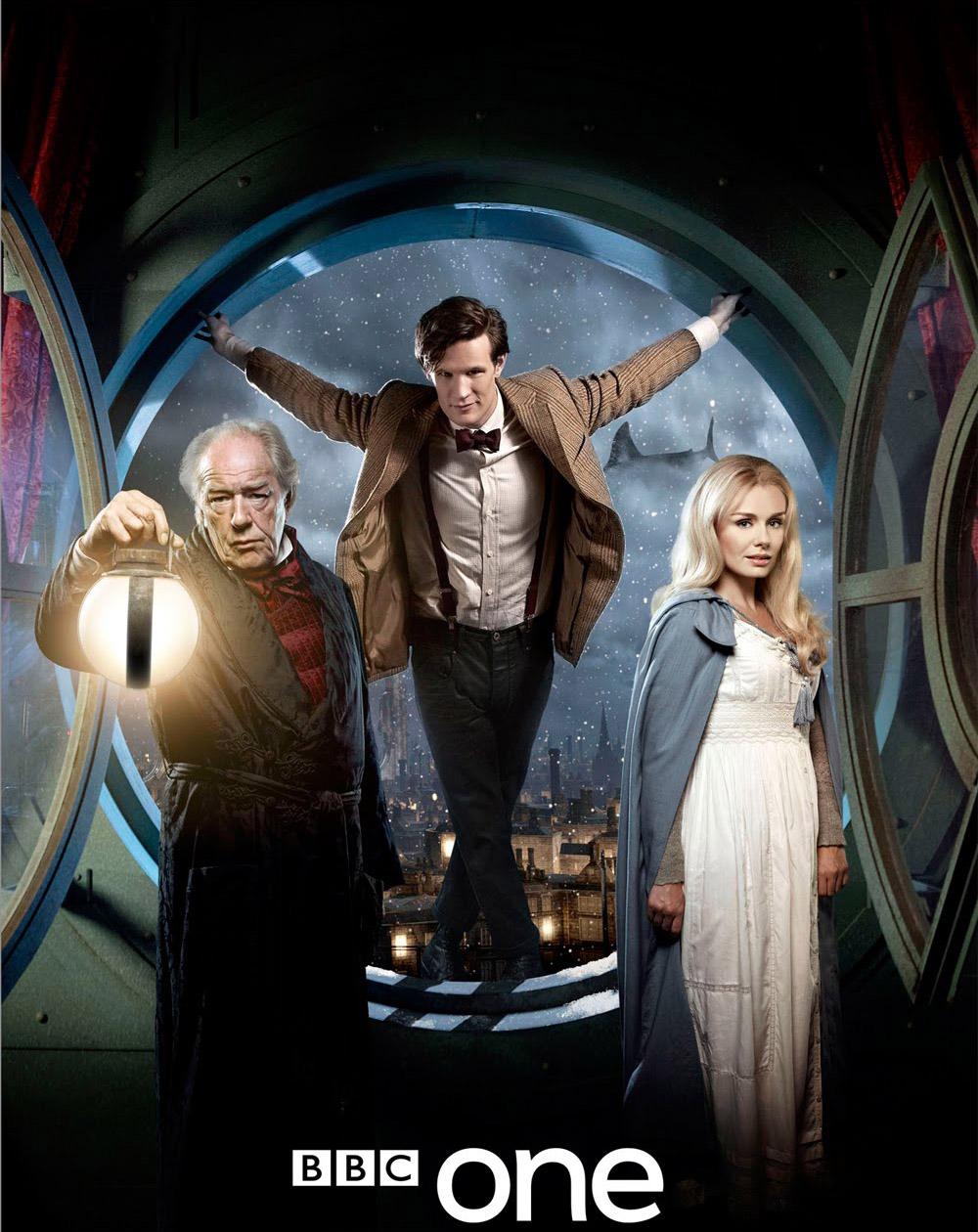 Доктор Кто 2010 рождественский выпуск
