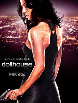 Dollhouse постер