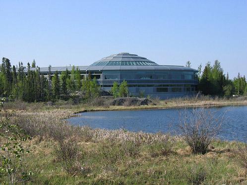Здание NT Legislature