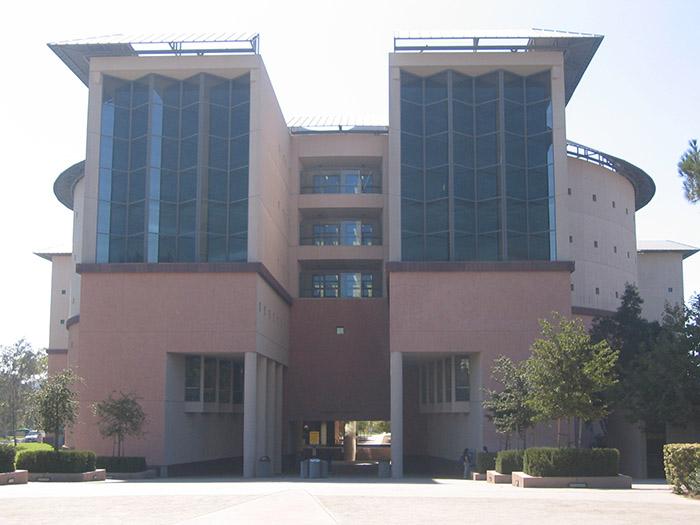 UCI научная библиотека