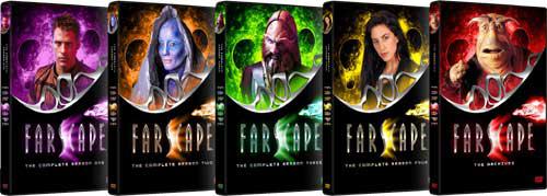Farscape сборник